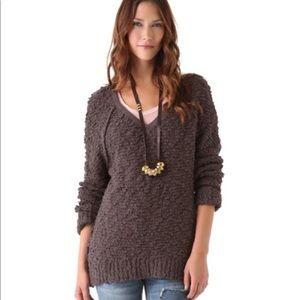 Free People Songbird sweater size medium